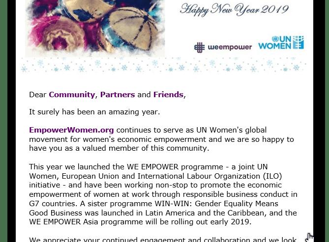 Empower Women's Recap 2018