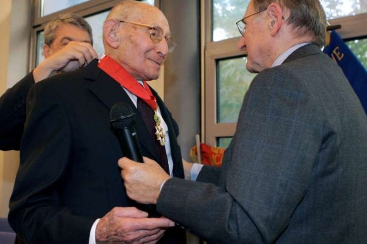 Georges Loinger dies at 108