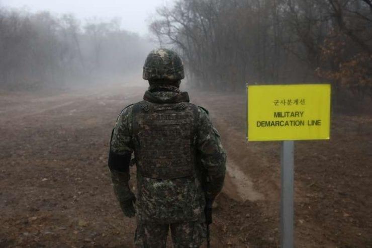Recovering Korean War Dead